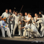 Spettacolo di teatro musicale a Teatro di strada a Costa di Mezzate 2012
