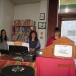 """""""In viaggio col kamishibai"""" presso la biblioteca di Albano S.Alessandro. Con l'educatrice Monia Fratus e la flautista Euridice Pezzotta"""