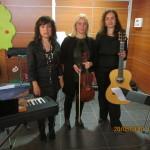 Concerto d'inaugurazione del Reparto Chirurgia pediatrica dell'ospedale di Bergamo organizzato dall'A.B.I.O. presenta Cristina Parodi