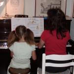 La lezione di pianoforte individuale